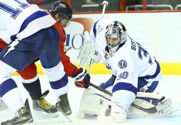 NHL: DEC 13 Lightning at Capitals