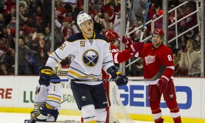 NHL: JAN 18 Sabres at Red Wings
