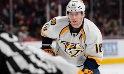NHL: JAN 20 Predators at Canadiens