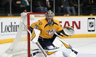 NHL: DEC 27 Flyers at Predators