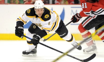 NHL: FEB 22 Bruins at Blackhawks
