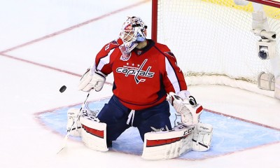 NHL: JAN 20 Oilers at Capitals