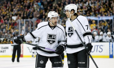 NHL: JAN 31 Kings at Bruins