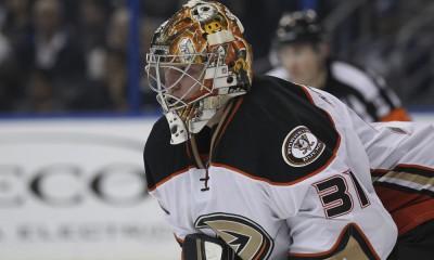 NHL: FEB 08 Ducks at Lightning