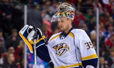 NHL: JAN 10 Predators at Wild