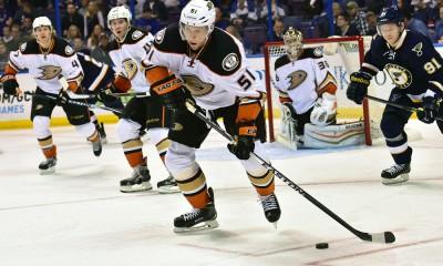 NHL: OCT 30 Ducks at Blues