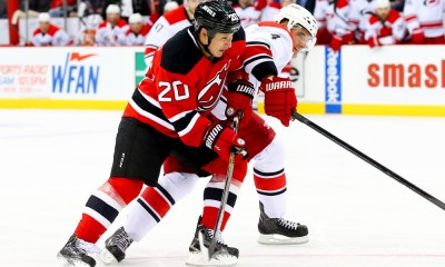 NHL: FEB 21 Hurricanes at Devils