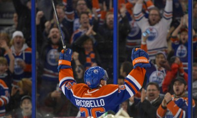NHL: DEC 05 Avalanche at Oilers