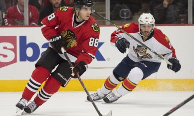 NHL: FEB 24 Panthers at Blackhawks