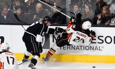NHL: JAN 17 Ducks at Kings