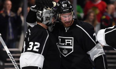 NHL: JAN 28 Blackhawks at Kings