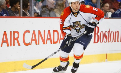 Dennis Wideman is one of Florida's best rentals.