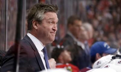 NHL: JAN 06 Avalanche at Blackhawks