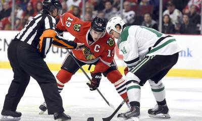 NHL: JAN 18 Stars at Blackhawks