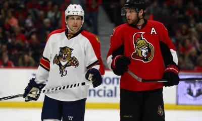 NHL: FEB 21 Panthers at Senators