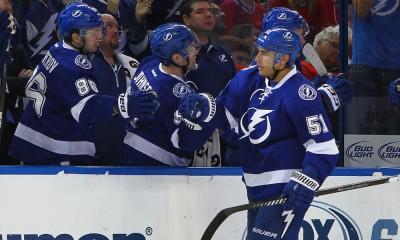 NHL: MAR 16 Canadiens at Lightning