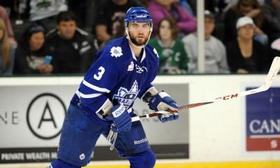AHL: JUN 02 Calder Cup Playoff - Marlies at Stars