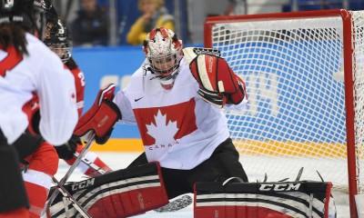 OLYMPICS: FEB 17 XXII Olympic Games - Women's Ice Hockey - Canada v Switzerland