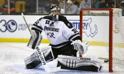 NCAA HOCKEY: MAR 21 Hockey East Championship Tournament - New Hampshire v Providence College