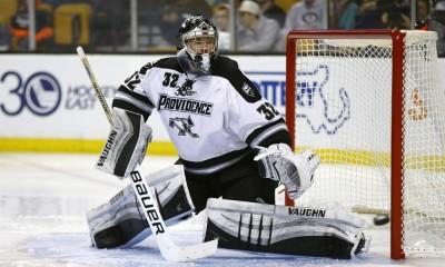 NCAA HOCKEY: MAR 21 Hockey East Championship Tournament - New Hampshire v Providence College