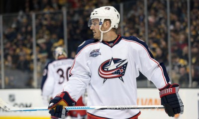 NHL: JAN 17 Blue Jackets at Bruins