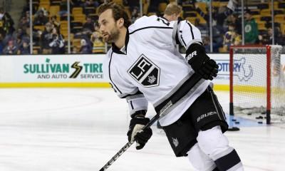 NHL: JAN 31 Kings at Bruins