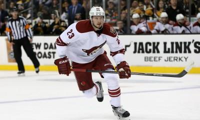 NHL: FEB 28 Coyotes at Bruins