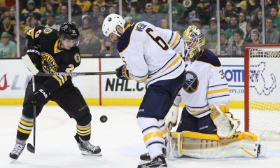 NHL: MAR 17 Sabres at Bruins