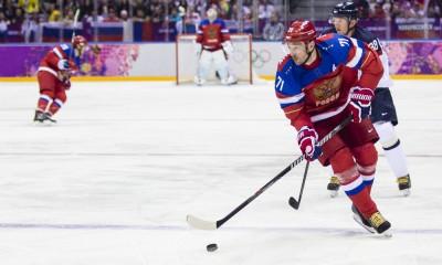 OLYMPICS: FEB 16 XXII Olympic Games - Men's Ice Hockey - Russia v Slovakia