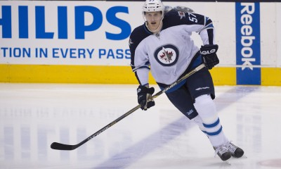NHL: FEB 21 Jets at Maple Leafs
