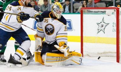 NHL: MAR 23 Sabres at Stars