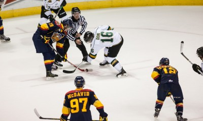 OHL: OCT 15 Erie Otters at London Knights