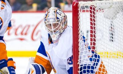 NHL: DEC 09 Islanders at Wild