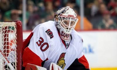 NHL: MAR 03 Senators at Wild
