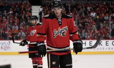 NHL: DEC 06 Sharks at Flames