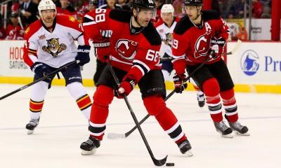 NHL: JAN 11 Panthers at Devils