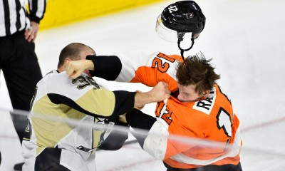 NHL: JAN 20 Penguins at Flyers