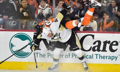 NHL: JAN 20 Penguins at Flyers