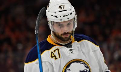 NHL: FEB 19 Sabres at Flyers