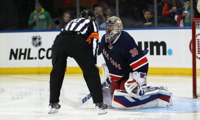 NHL: JAN 31 Hurricanes at Rangers