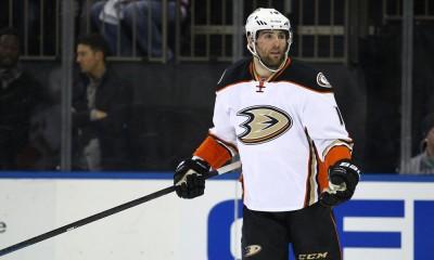 NHL: MAR 22 Ducks at Rangers