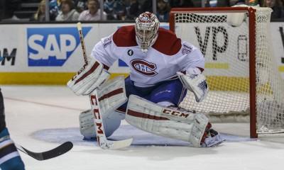NHL: MAR 02 Canadiens at Sharks