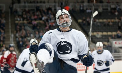 NCAA HOCKEY: DEC 29 Three Rivers Classic - Penn State v Robert Morris