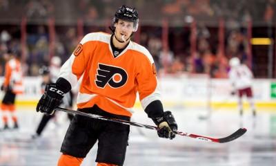 NHL: JAN 27 Coyotes at Flyers