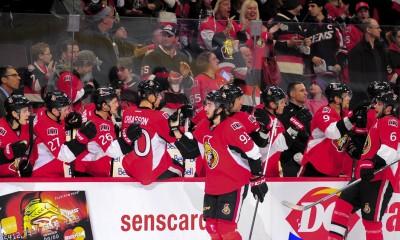 NHL: MAR 06 Sabres at Senators