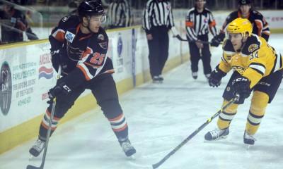 AHL: MAR 13 Lehigh Valley Phantoms at Providence Bruins