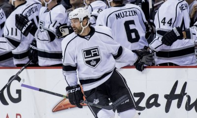 NHL: MAR 12 Kings at Canucks