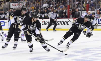 NHL: APR 22 Round 1 - Game 4 - Rangers at Penguins