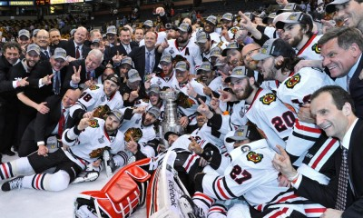 NHL: JUN 24 Stanley Cup Final - Blackhawks at Bruins - Game 6