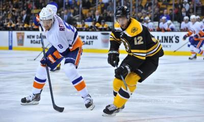 NHL: SEP 30 Preseason - Islanders at Bruins